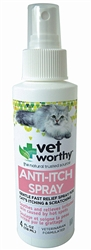 Anti-Itch Spray for Cats - 4 fl. oz.