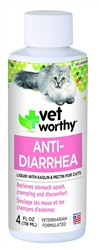 Anti-Diarrhea Liquid for Cats - 4 fl. oz.