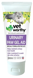 Urinary Paw Gel Aid for Cats - 3 oz. Gel