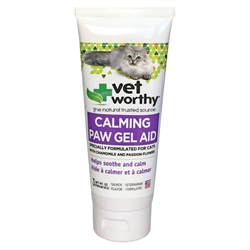 Calming Paw Gel Aid for Cats - 3oz. Gel