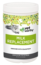 Kitten Milk Replacer for Cats - 12oz. Powder