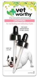 Pet Droppers (set of 2)