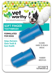 Pet Fingerbrush (set of 2)