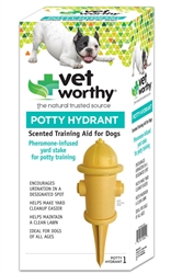 Pet Potty Training Hydrant