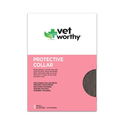 Protective Inflatable Soft Collar