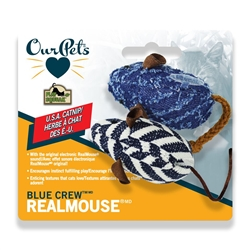Denim Blue Crew Mice