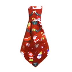 Santa Necktie Collar Slider