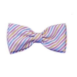 Morgan Bow Tie Collar Slider