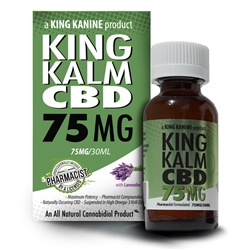King Kalm™ CBD - 75MG