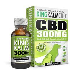King Kalm™ CBD - 300MG
