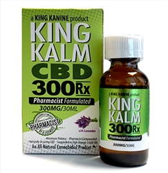 King Kalm™ CBD - 300MG Rx Formula