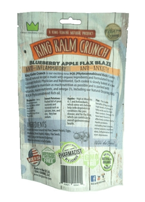 King Kalm™ Crunch - Blueberry