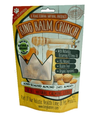King Kalm™ Crunch - Honey Oat