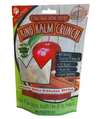 King Kalm™ Crunch - Apple Cinnamon