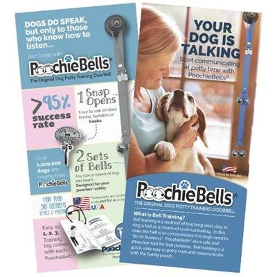 ISO 30 Classic PoochieBells & Countertop Display Package