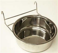 48 oz. STAINLESS STEEL CUP W/WIRE FRAME