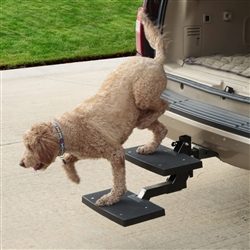 Happy Ride™ Dog Hitch Step (Brown Box)