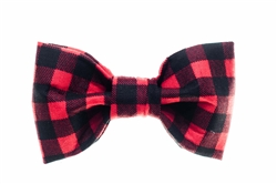 Bow Tie - Small Buffalo Plaid