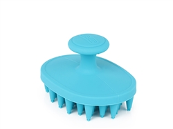 Dexas Popware for Pets BrushBuster Silicone Dog Grooming Brush