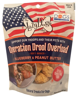 Operation Drool Overload Soft-Baked
