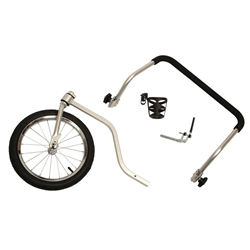Strolling Kit for Bicycle Trailer (White Box)