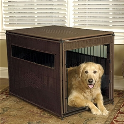 Indoor Pet Home (Brown Box)