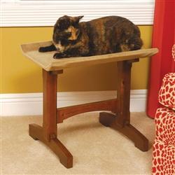 Single Seat Cat Furniture (Brown Box)