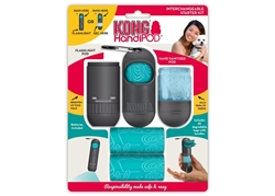 KONG HandiPOD Interchangeable Starter Kit - Flashlight and Sanitizer attachments
