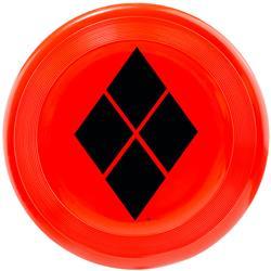 Harley Quinn Diamond Icon Dog Toy Frisbee