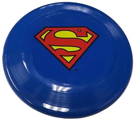 Superman Dog Toy Frisbee