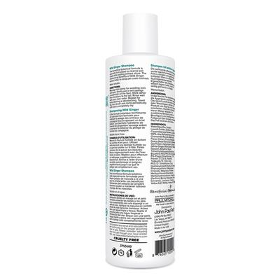 Wild Ginger Shampoo - 16 oz