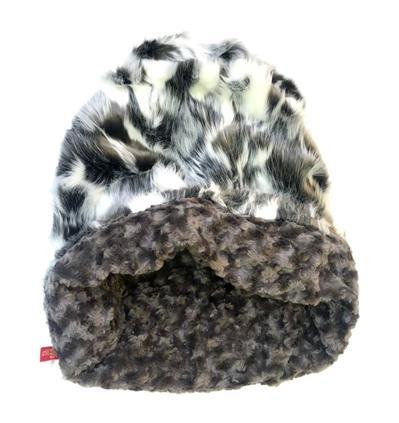 Cozy, Luxury Arctic Fox Grey