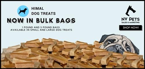 HIMAL DOG TREAT 5 LB BAG Small Stick