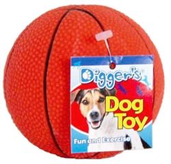 Latex Basketball Bag & Header