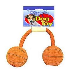 Latex Twin Basketballs Tagged