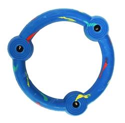 "Rubber 6"" Retriever Ring w/ Bells"