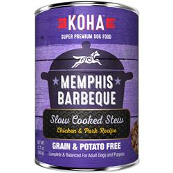 KOHA Memphis Barbeque Slow Cooked Stew - 12.7oz Cans