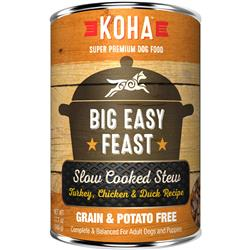 KOHA Big Easy Feast Slow Cooked Stew - 12.7oz Cans