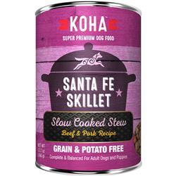 KOHA Santa Fe Skillet Slow Cooked Stew  - 12.7oz Cans