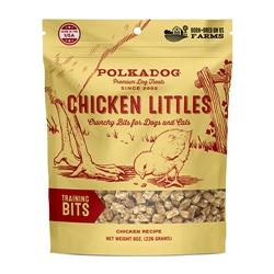 Chicken Littles Training Bits by Polka Dog