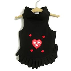 Multi Heart Valentine Flounce Dress