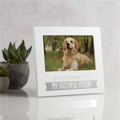 In Loving Memory Pet Frame