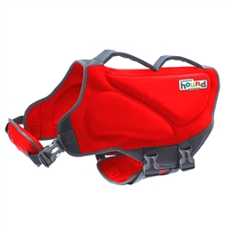 Red Dawson Swim Life Jacket
