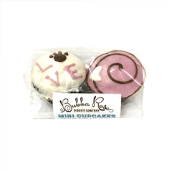 Love Mini Cupcakes 2 pack