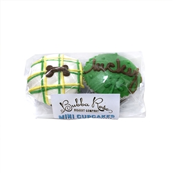 Irish Mini Cupcakes 2 pack