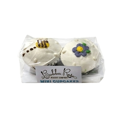 Garden Mini Cupcakes 2 pack