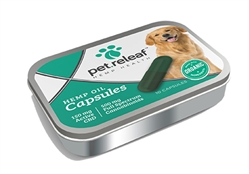 Large Breed Capsules: Organic CBD for Large Dogs - 10/pk