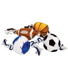 Plush Rope Sports Balls