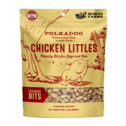 Chicken Littles - Training Bits - 8oz bag