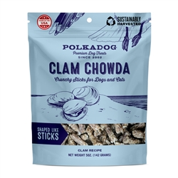 Clam Chowda - 5oz bag